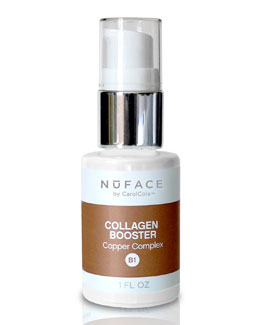 NuFace B1 Collagen Booster Copper Complex Serum, 1oz