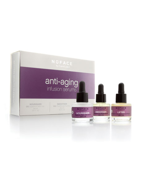 NuFace Anti-Aging Infusion Serum Set
