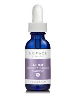 NuFace S3 Lifter Vitamin C & Hyaluronic Acid Serum 1oz