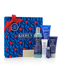 Kiehl's Since 1851 Ultimate Man Refueling Set