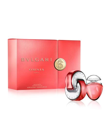 Omnia Coral Fragrance Gift Set