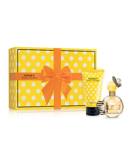 Honey Fragrance Gift Set