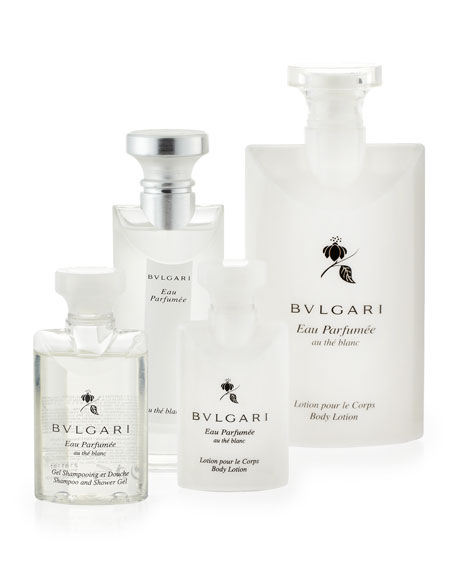 Eau Parfumee au the Blanc Collection