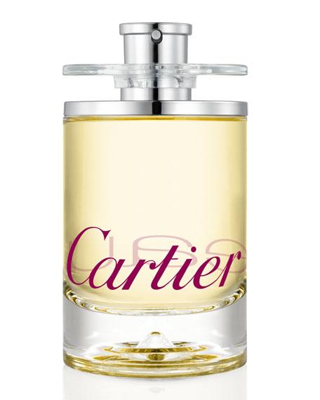 Cartier Fragrance Zeste de Soleil Eau de Toilette,