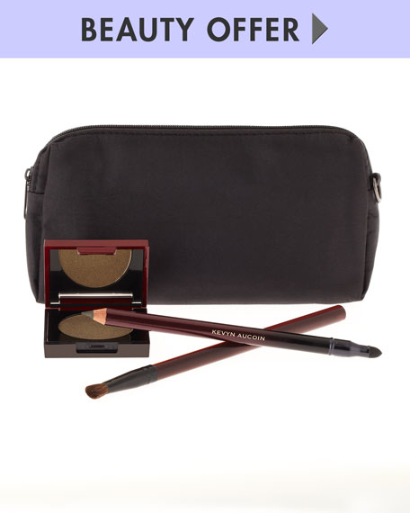 Yours with $125 Kevyn Aucoin  purchase