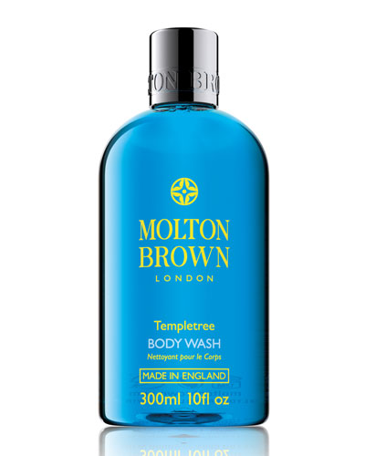 Molton Brown Templetree Body Wash, 10oz