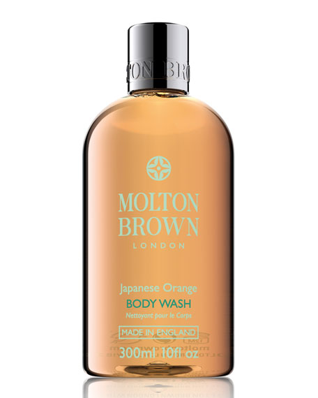 Molton Brown Japanese Orange Body Wash, 10oz.