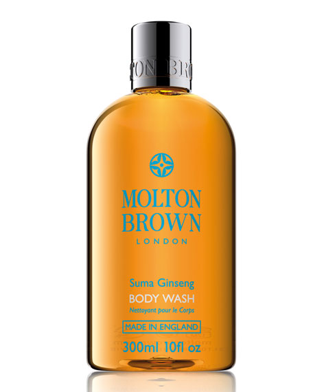 Molton Brown Suma Ginseng Body Wash, 10oz.