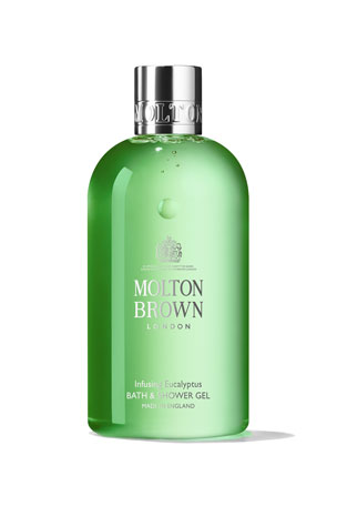 Molton Brown 10 oz. Infusing Eucalyptus Bath and Shower Gel