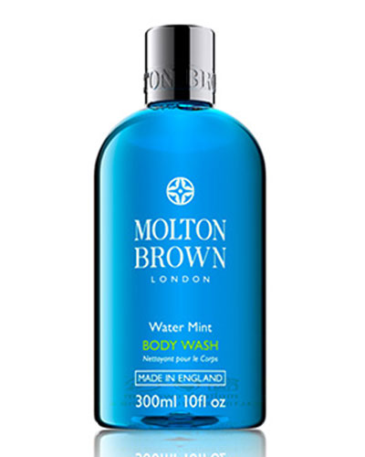 Molton Brown Water Mint Body Wash, 10oz.