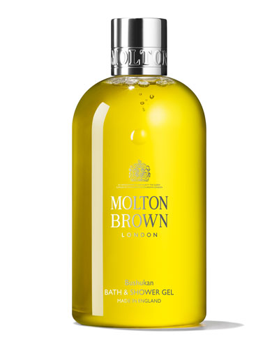 Molton Brown Bushukan Body Wash, 10oz.
