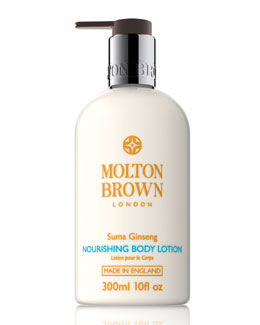 Molton Brown Suma Ginseng Body Lotion, 10oz.