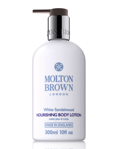 Molton Brown White Sandalwood Body Lotion, 10oz.