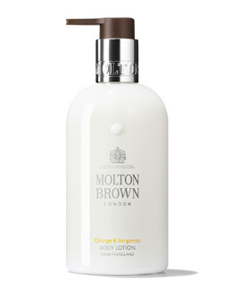 Molton Brown Orange & Bergamont Lotion, 10oz.