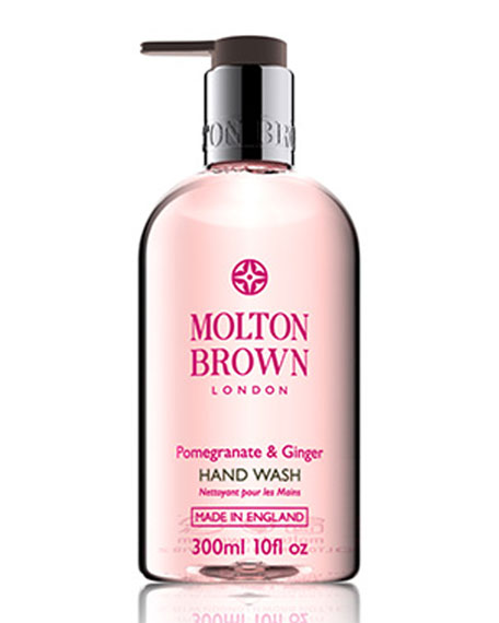 Pomegranate & Ginger Hand Wash, 10 oz./ 300 mL