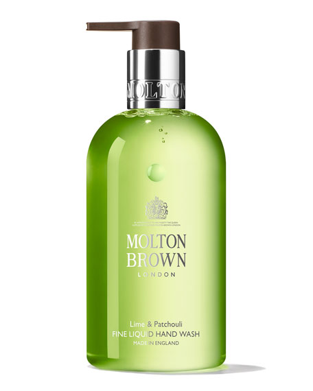 Molton BrownLime & Patchouli Hand Wash, 10oz.
