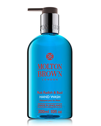 Molton Brown Rok Radish & Basil Hand Wash, 10oz.