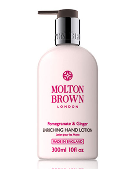 Pomegranate & Ginger Hand Lotion, 10 oz./ 300 mL