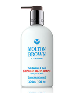 Molton Brown Rok Radish & Basil Hand Lotion, 10oz.