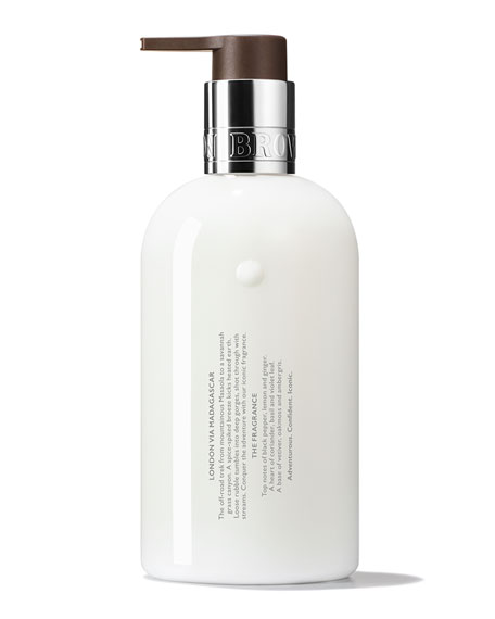 Black Peppercorn Body Lotion, 10 oz./ 300 mL