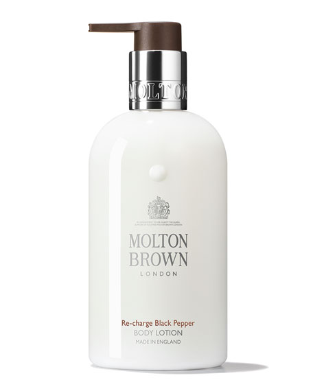 Molton Brown Black Peppercorn Body Lotion, 10 oz./