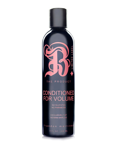 B. The Product Conditioned for Volume, 8 fl.oz.