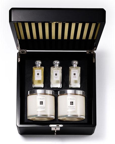 Limited Edition Candle & Cologne Trousseau