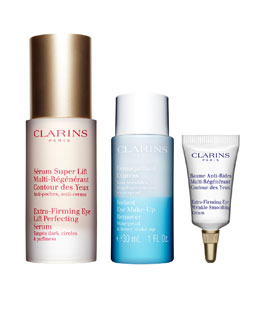 Clarins Limited Edition Firming Eye Wonders Set