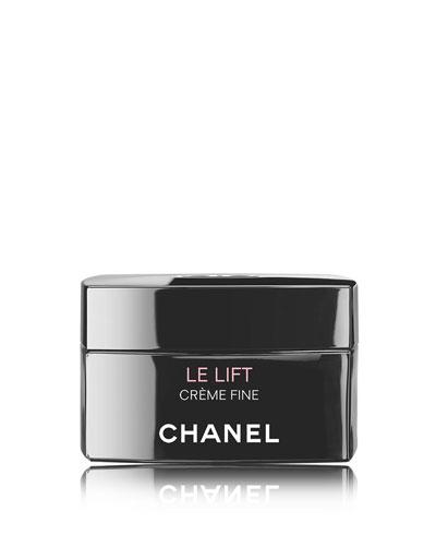CHANEL <b>LE LIFT CRÈME FINE</b><br>Firming Anti-Wrinkle Cream 1.7 oz.