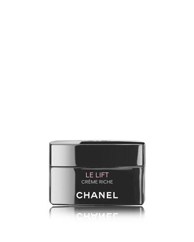 CHANEL <b>LE LIFT CRÈME RICHE</b><br>Firming Anti-Wrinkle Cream  1.7 oz.