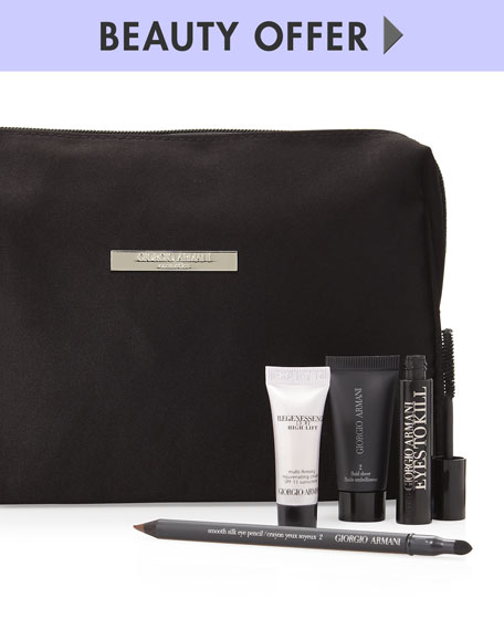 Yours with Any $150 Armani Beauty Purchase