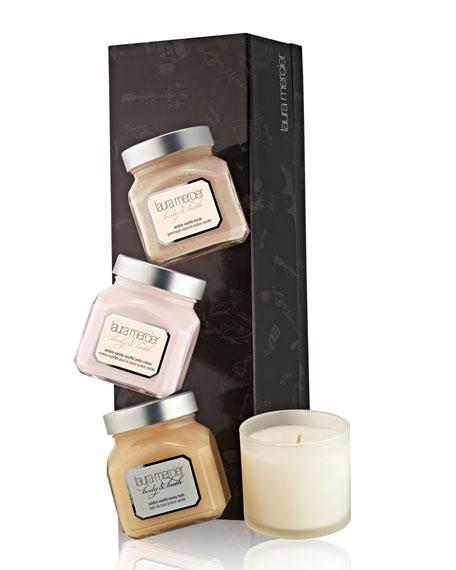Limited Edition Luxe Quartet, Ambre Vanilla