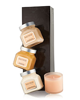Laura Mercier Limited Edition Luxe Quartet, Creme Brulee