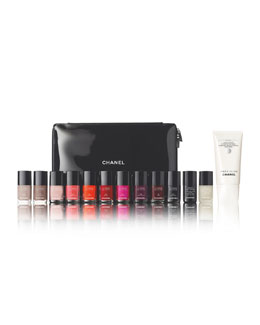 CHANEL LIMITED EDITION and NM EXCLUSIVE CHANEL  L'EDITION ULTIME NAIL SET