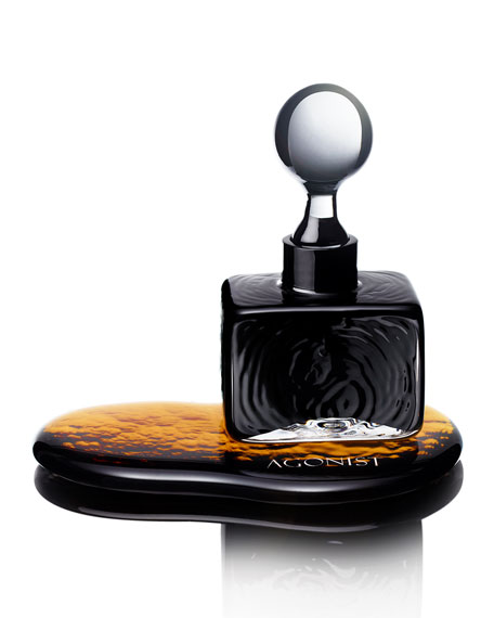 Black Amber Sculpture & 1.7 oz./ 50 ml Refill