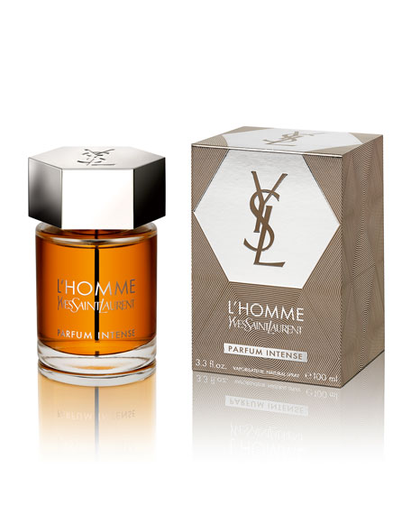 Yves Saint Laurent Fragrance L'Homme Parfum Intense, 3.3oz