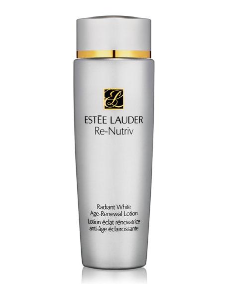 Re-Nutriv Radiant White Age-Renewal Lotion, 6.7 oz.