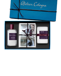 Atelier Cologne Silver Iris Set