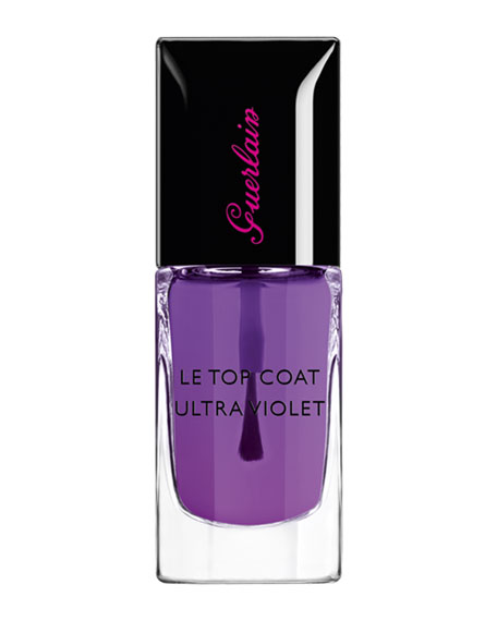 Ultraviolet Nail Lacquer Top Coat, No862