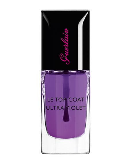 Ultraviolet Nail Lacquer Top Coat, No862