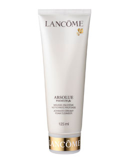 Lancome Absolue Advanced Creamy Foam Cleanser, 4.3oz