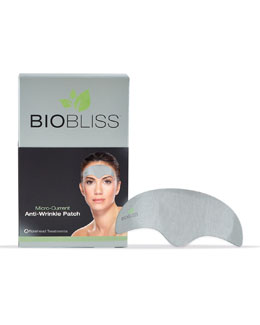 Biobliss Micro-Current Anti-Wrinkle Forehead Patch Refill Kit