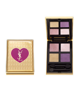 Yves Saint Laurent Pure Chromatics Wet & Dry Eyeshadow Palette