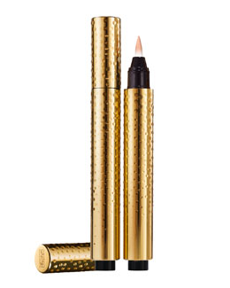 Yves Saint Laurent Limited Collector's Edition Gold Textured Touche Eclat Concealer Pen