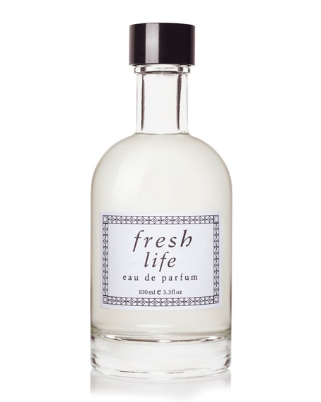 Fresh Life Eau de Parfum, 3.4 oz./ 100 mL