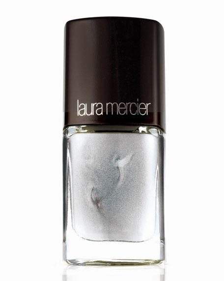 Laura Lacquer Nail Polish: Laura Mercier Limited Edition Nail Lacquer, White Magic