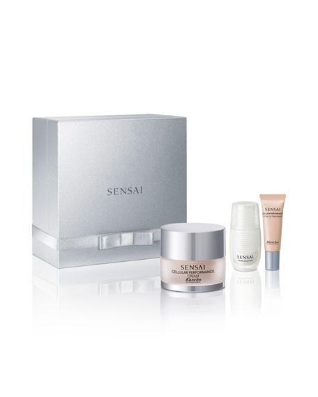 Limited Edition Sensai Cellular Performance Cream Set