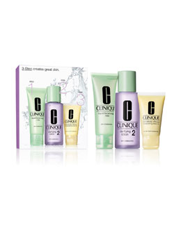 Clinique 3-Step Skin Type 2 Intro Kit