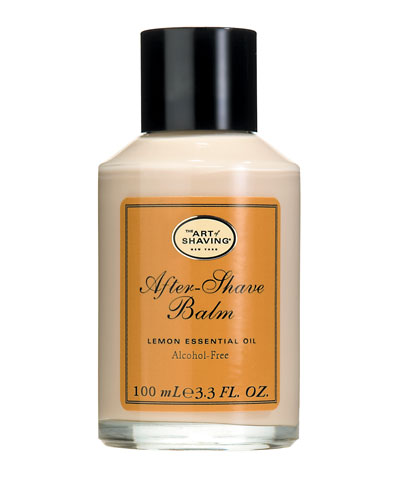 Alcohol-Free After-Shave Balm, Lemon
