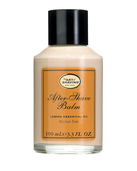 The Art of Shaving Alcohol-Free After-Shave Balm, Lemon